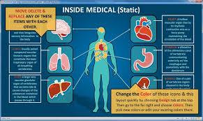 powerpoint design lungs template spotlight inside medical presentermedia blog