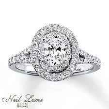 kay jewelers charms kay neil lane engagement ring 1 ct tw diamonds 14k white gold