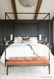 Iron Canopy Bed Restoration Hardware 29th C Iron Canopy Bed Copycatchic