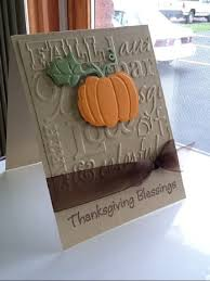 diy best ideas of handmade thanksgiving cards 60 pictures