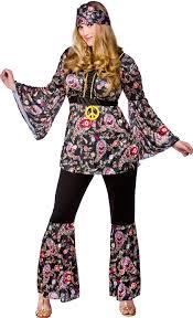 70 s peace lovin hippy costume plus size fancy dress costumes