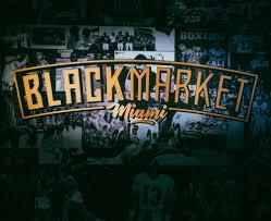 south florida nights magazine black market miami grand opening