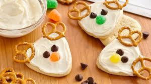 frosted reindeer cookies recipe pillsbury