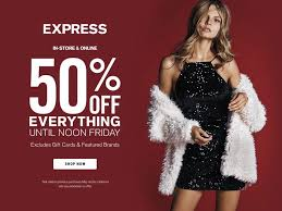 express black friday ad 2015