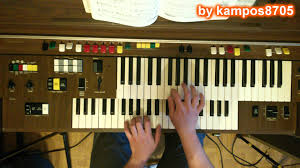 yamaha electone b55 1080p youtube
