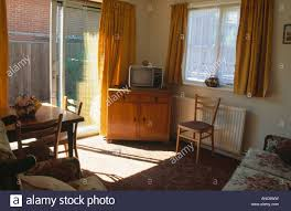 old fashioned living room before renovation stock photo royalty