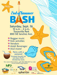 Map Of Ocala Fl End Of Summer Bash City Of Ocala