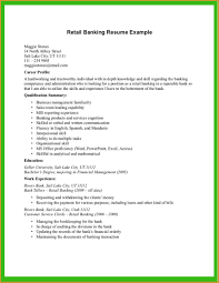 resume example retail resume example and free resume maker