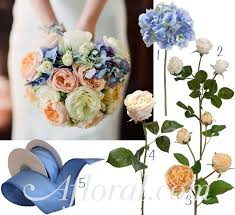 blue wedding flowers blue wedding flowers liana s inspiration board afloral