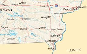 Iowa Illinois Map Women In Southeast Iowa Left Behind After Planned Parenthood