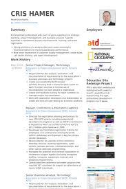 download senior project manager resume haadyaooverbayresort com