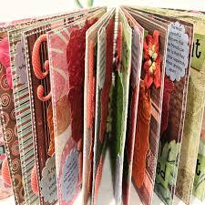 best friend a z friendship scrapbook photo album gift ideas