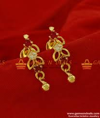 trendy gold earrings er178 trendy south indian college daily wear ad