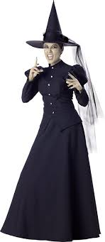 witch costumes incharacter women s witch costume clothing