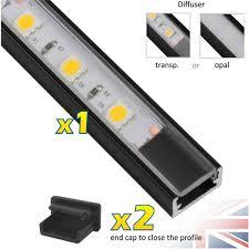 led aluminium profile lighting ebay