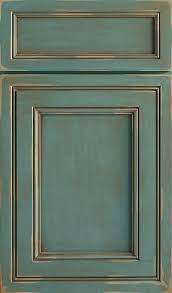 Turquoise Kitchen Cabinets Decora Cabinetry - Turquoise kitchen cabinets