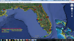 Florida Sinkhole Map by Florida Dark Matters A Lot