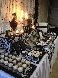 Black And White Candy Buffet Ideas by 135 Best Black And White Party Ideas Images On Pinterest Parties