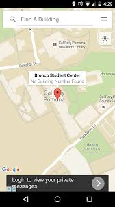 cal poly pomona cus map cal poly pomona maps android apps on play