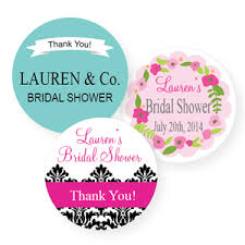 personalized bridal shower favors bridal shower personalized labels 20 pieces bridal
