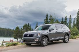 atlas volkswagen black 2018 volkswagen atlas review vw u0027s 7 seat suv built for north america