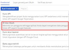 buat akun google facebook laravel 5 tutorial login with google twitter facebook in