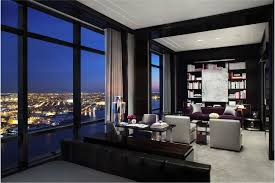 Small Penthouses Design Trump World Tower Modern Penthouse Idesignarch Interior Design