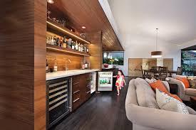 Basement Bar Room Ideas Pretty Basement Bar Ideas Contemporary Family Room