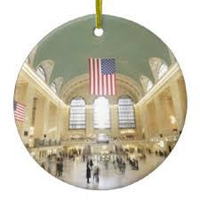 grand central ornaments keepsake ornaments zazzle