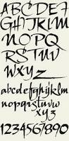 best 25 number tattoo fonts ideas on pinterest cool lettering
