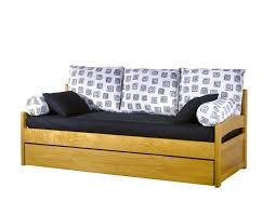canapé lit gigogne canapé lit gigogne bois maison et mobilier d intérieur