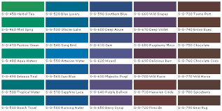you can have different color in behr paint color chart designing