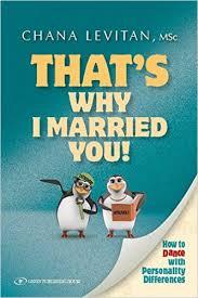 Chana Levitan Thats why I Married You
