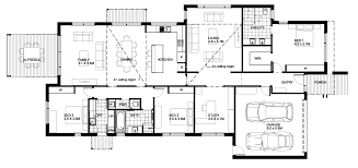 simple house plan with bedrooms small floor plans brilliant 4