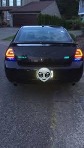 04 impala led tail lights 2006 2013 chevrolet impala ls lt ltz ss sinister black led signal
