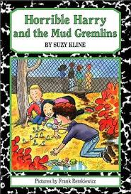 horrible harry and the mud gremlins by suzy