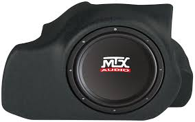 2013 Ford Mustang Black Ford Mustang 2005 2013 Thunderform Custom Subwoofer Enclosure