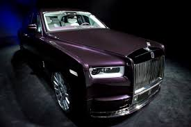 customized rolls royce rolls royce phantom viii montecristo