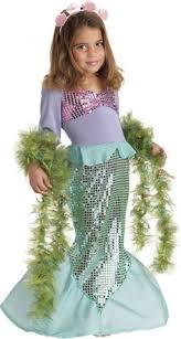 Mermaid Toddler Halloween Costume Sea Creature Halloween Costume Holidays Halloween