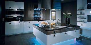 exemple de cuisine moderne exemple de cuisine moderne la cuisine mlange style moderne et rtro