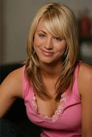 pennys no hair stlye penny big bang theory kaley cuoco character profile