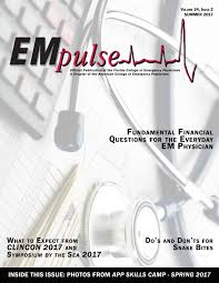 empulse summer 2017 by florida college of emergency physicians