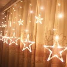 New Year Window Decoration by 3m X 3m 8 Modes 306 Led Christmas Curtain String Fairy Lights