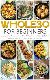 the ultimate list of whole30 recipes for beginners whole30