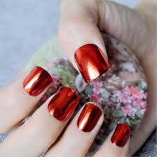 online buy wholesale red fake nails from china red fake nails