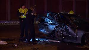 lexus sandy utah two taken to hospital after crash in sandy fox13now com