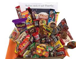 Mexican Gift Basket Mexican Candy And Tamarind Subscription Mission Orange Tamarind