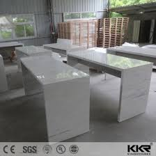 Commercial Reception Desk China Commercial Bar Counter Acrylic Solid Surface Reception Desk
