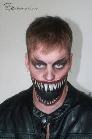 elle makeup artist halloween special fx