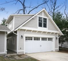 Two Car Garage With Apartment Garage Decorating Ideas Garage Craftsman With Two Car Garage